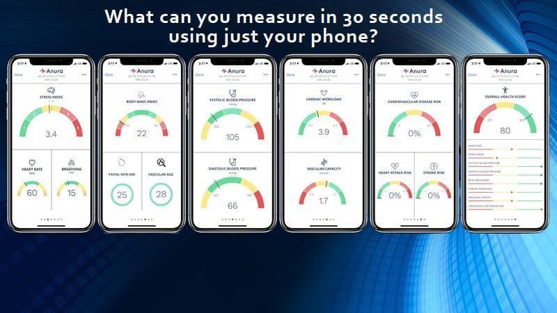 Учёные создали приложение, позволяющее отслеживать состояние здоровья ()