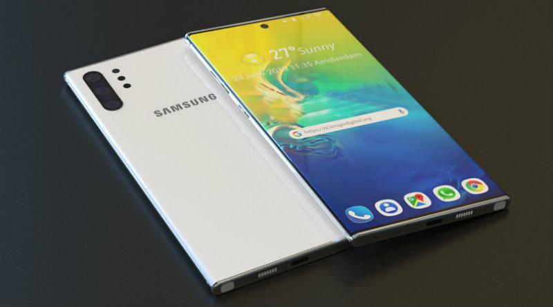 Новый Samsung Galaxy Note 10 может оказаться дешевле (post)