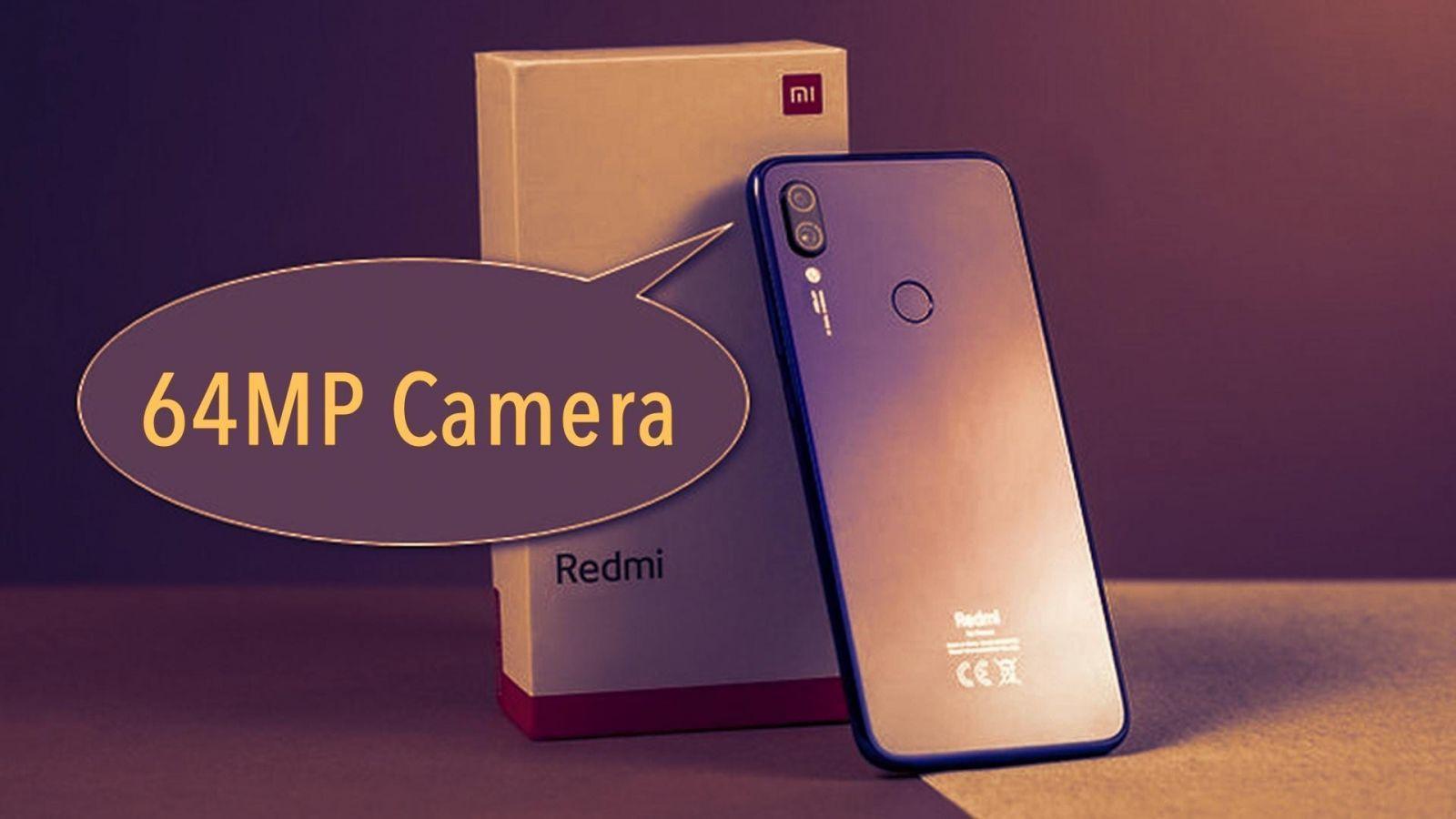 Xiaomi выпустит смартфон с 64-мегапиксельной камерой (redmi will release a smartphone with a 64 mp camera 2)