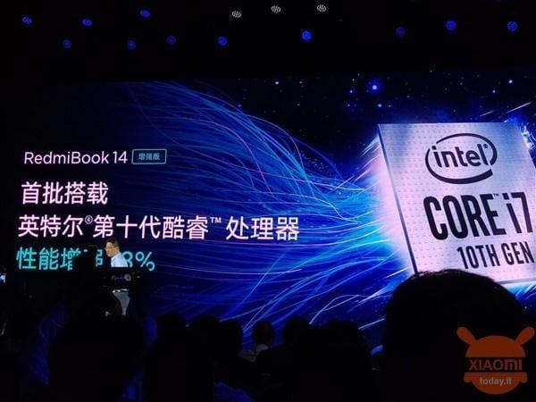 Представлен ноутбук RedmiBook 14 Enhanced Edition (s 9954d80d8dfd41a896e139723d93f9a2)