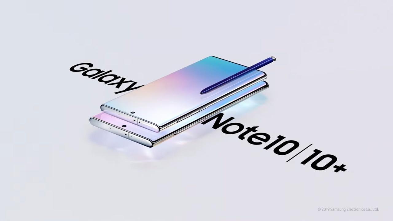 Вот почему у Samsung Galaxy Note10 и Note10+ нет разъема для наушников (samsung galaxy note 10)