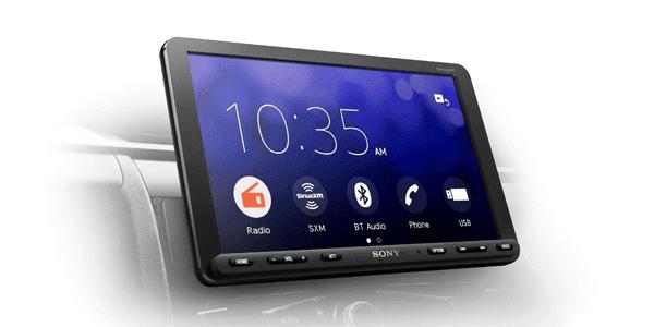 Sony анонсировала новую развлекательную систему для автомобилей (sony xav)
