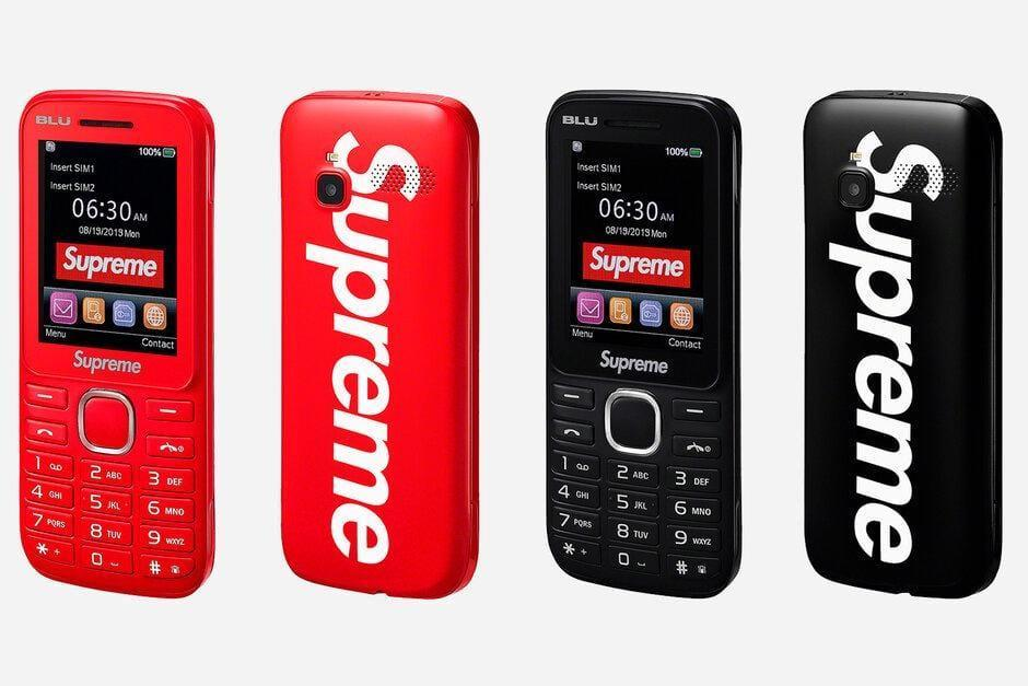 Supreme выпустит телефон с 2,4-дюймовым экраном (supreme launches a phone with 2.4 inch screen likely to cost as much as a flagship)