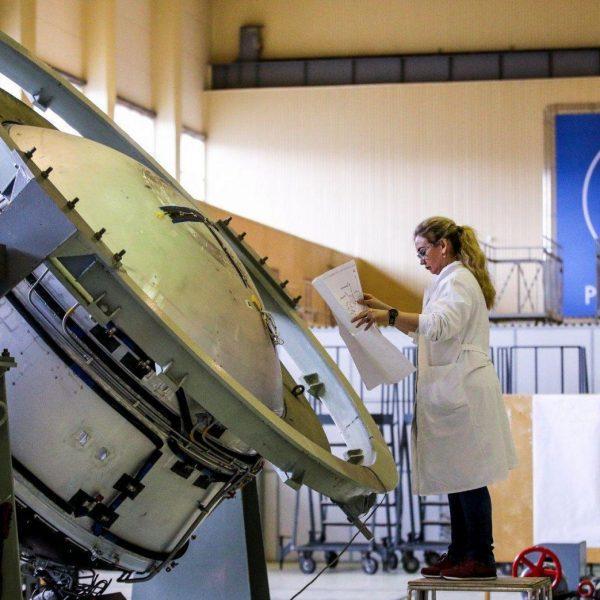 Российские ученые испытают систему лазерной связи с МКС (tass 32511939)