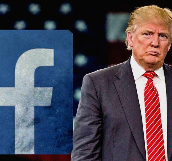 """Трамп призывает социальные сети на борьбу со """"стрелками"""" (trump facebook)"""