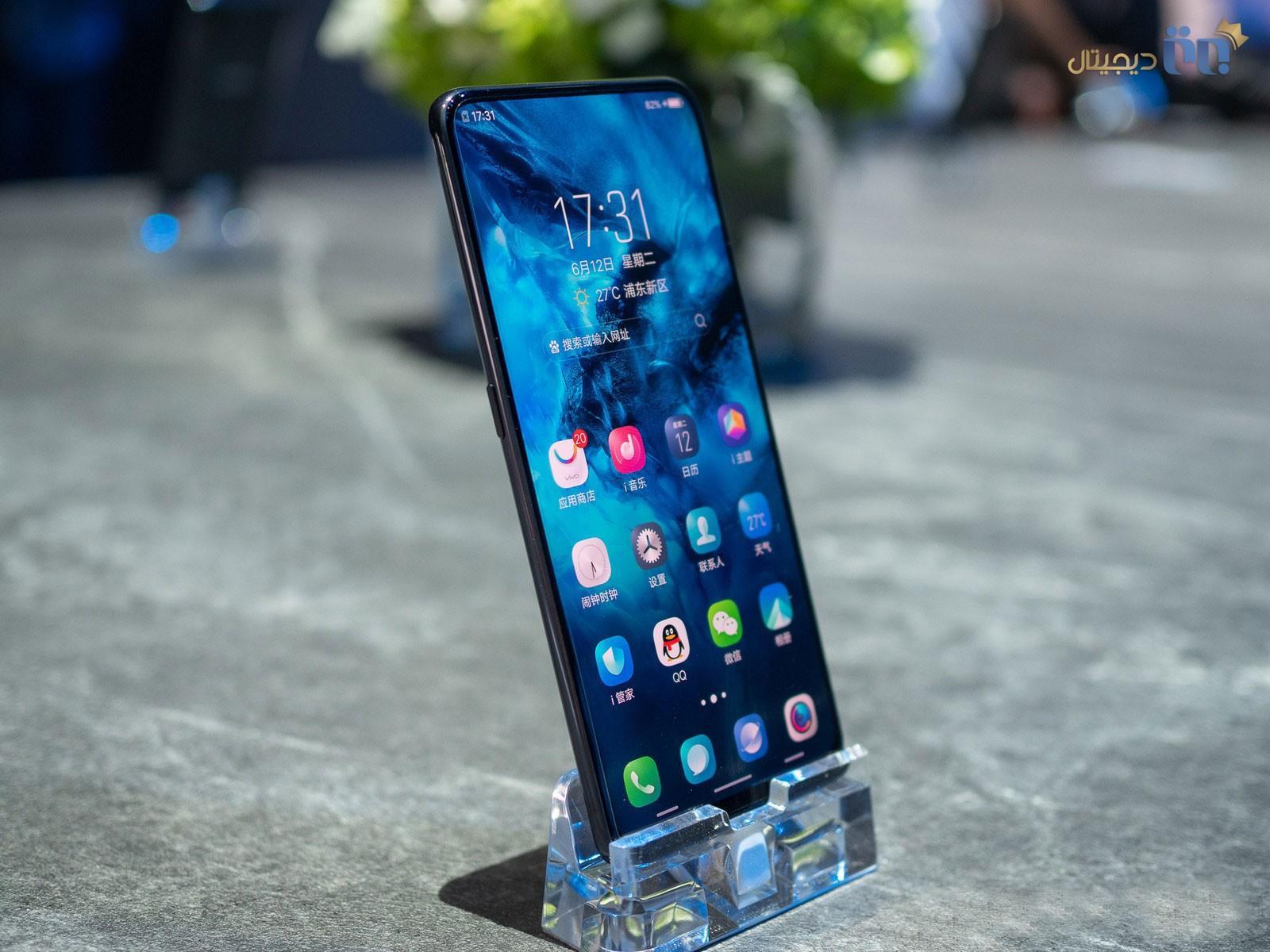 Когда ваш смартфон получит обновление до Android 11? (vivo nex 3)