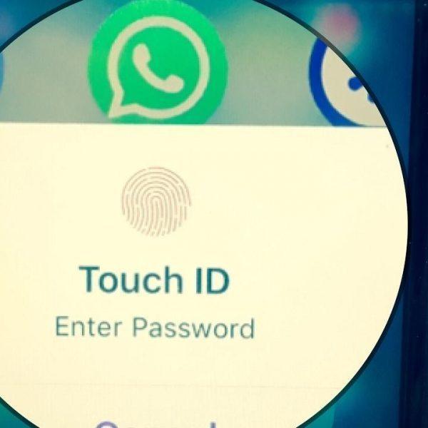 WhatsApp тестирует идентификацию по отпечатку пальцев (xwtoizr0 l)