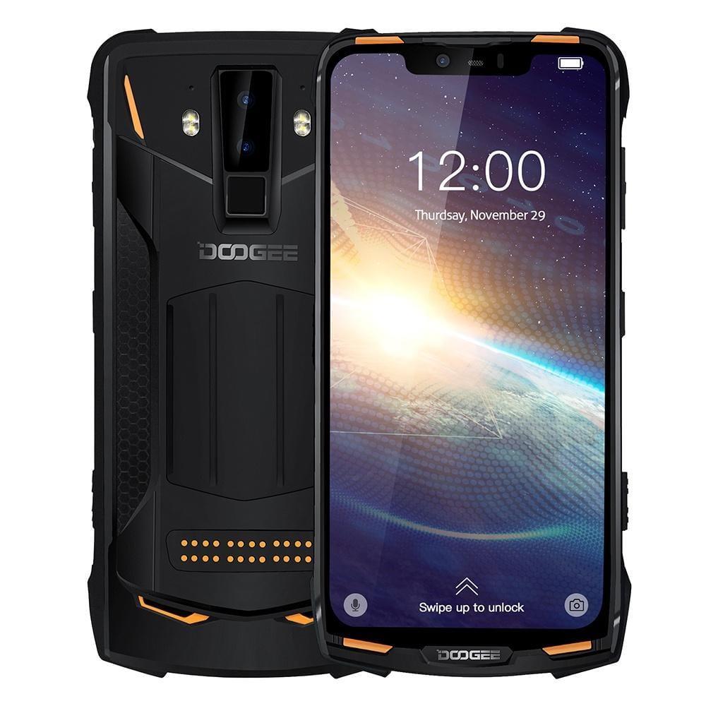 Doogee выпускает сверхпрочный смартфон Doogee S95 Pro (0)