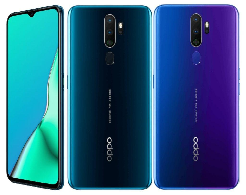 Компания Oppo представила новый смартфон Oppo A9 (01)