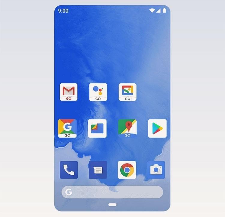 Google выпустил ОС Android 10 для бюджетных мобильных устройств (02 1)