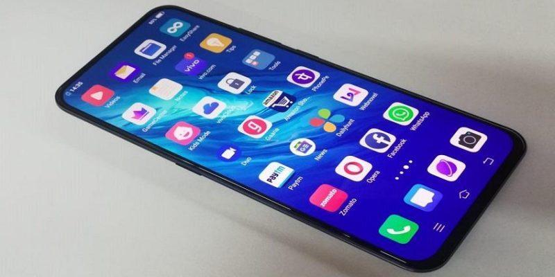 Компания Vivo представила смартфон Vivo V17 Pro (101076 v173)