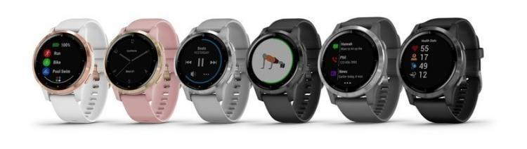 IFA 2019. Garmin показал новые умные часы Garmin Venu (124)