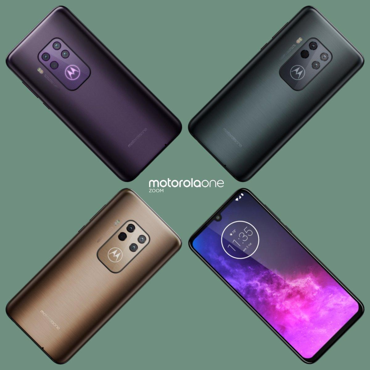 IFA 2019. Motorola Moto One Zoom с четырьмя камерами и сканером отпечатков под дисплеем (125)