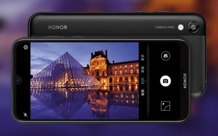 Honor выпустил бюджетный смартфон Honor Play 3e (140813 o)