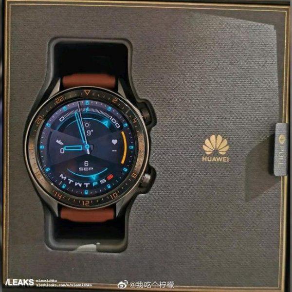 Huawei выпускает смарт-часы Huawei Watch GT 2 (149419 smartwatches news huawei watch gt 2 revealed in leaked photos image1 qrj9k3uxkm)