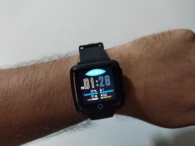 Компания Lenovo представила смарт-часы Lenovo Carme (1568456418 5476)