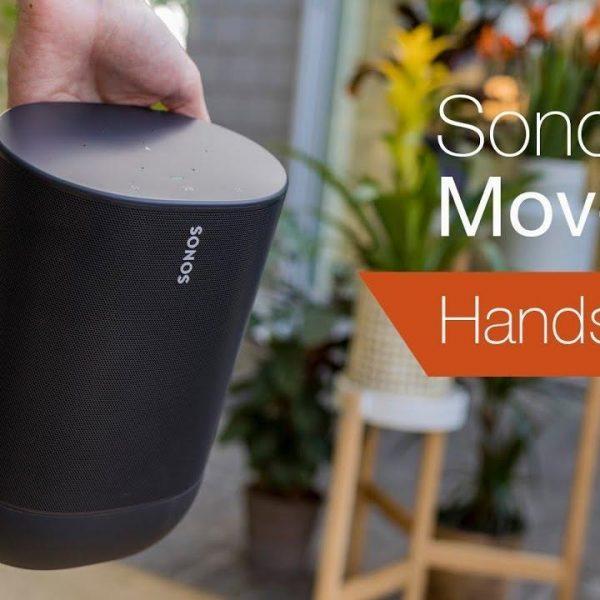 IFA 2019. Sonos представили новую Bluetooth колонку (158)