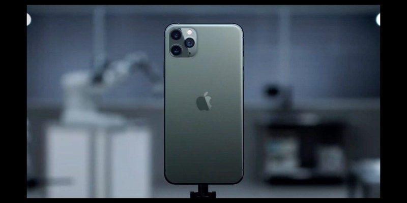 Чип A13 Bionic для новых iPhone 11 стал самым мощным чипом для смартфонов на рынке (177)