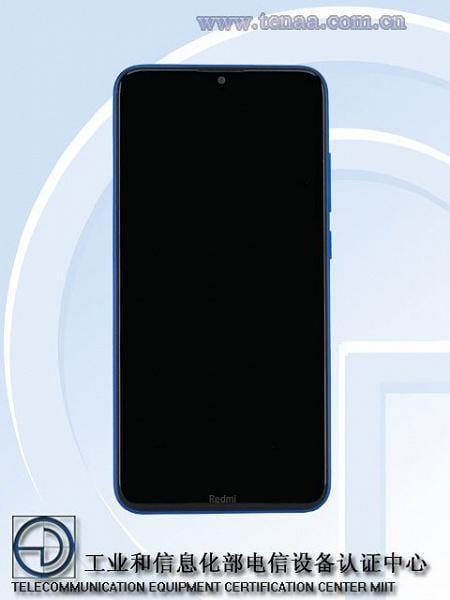 Опубликованы характеристики смартфона Redmi 8A (19023377 z)