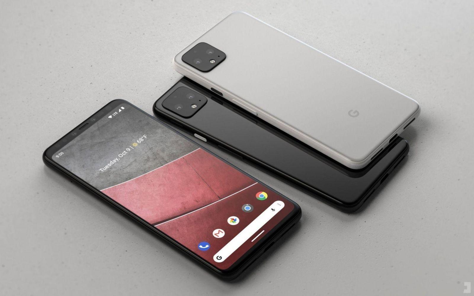 Google Pixel 4XL получит 6Гб ОЗУ и Snapdragon 855 (191jpg)