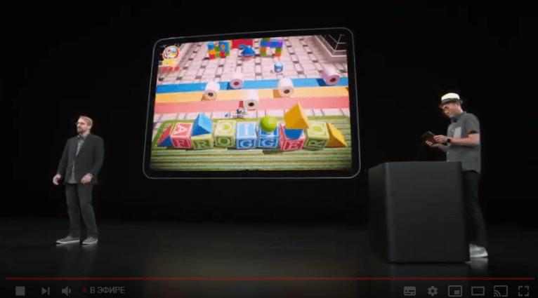 Apple запустила игровой сервис Apple Arcade (2019 09 10 20 06 06)