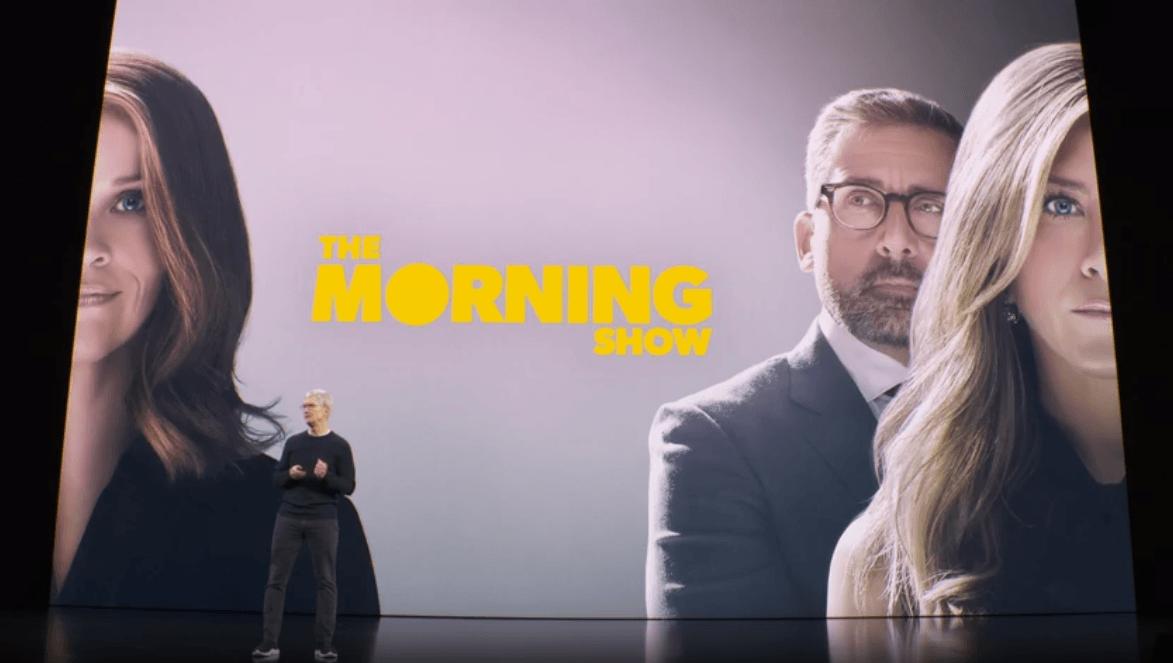 Apple запустила стриминговый сервис фильмов и сериалов TV+ (2019 09 10 20 14 33)