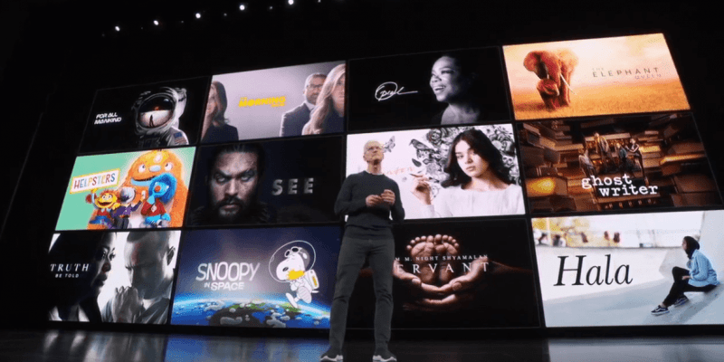 Apple запустила стриминговый сервис фильмов и сериалов TV+ (2019 09 10 20 18 43)