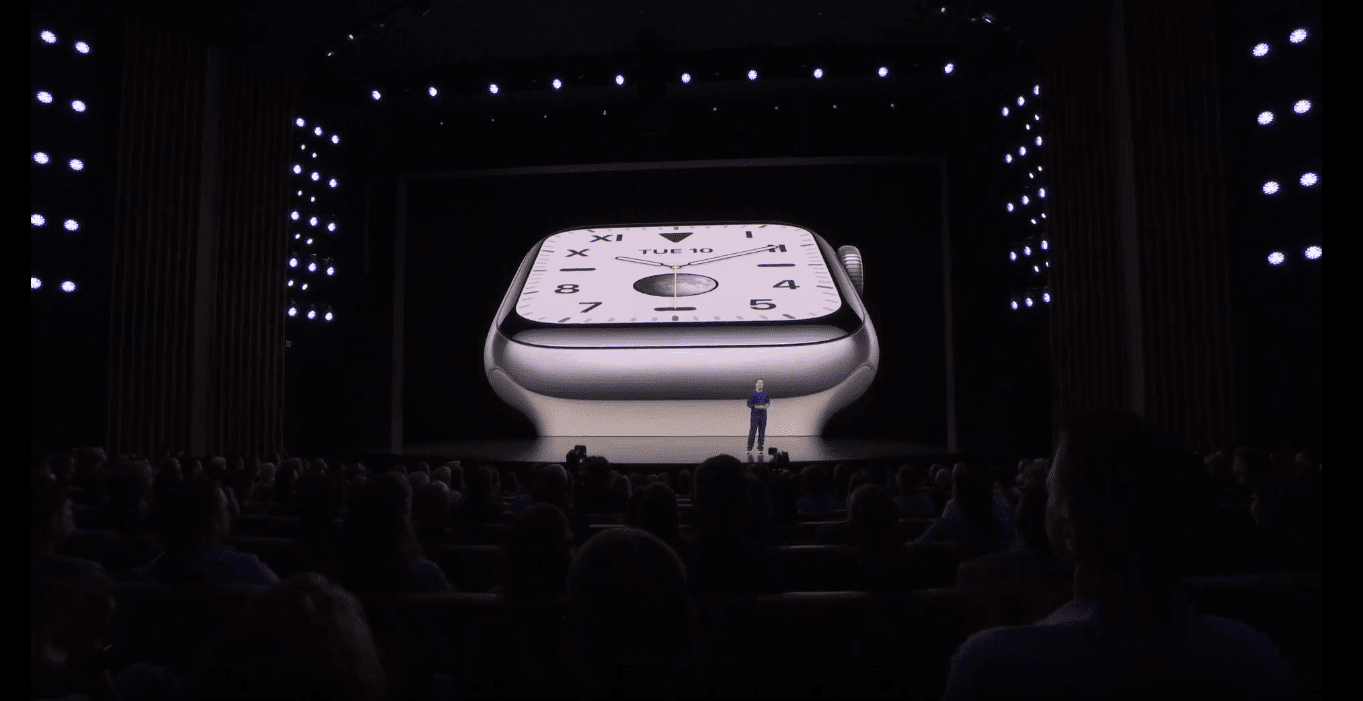 Apple показала новые умные часы Apple Watch series 5 (2019 09 10 20 42 31)
