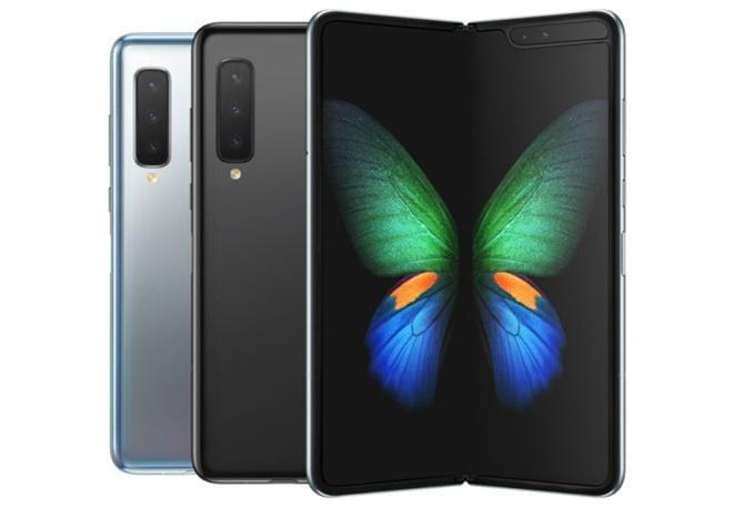 Samsung выпускает Galaxy Fold с новым оптимизированным дизайном (32656 56134 190905 galaxyfold l)