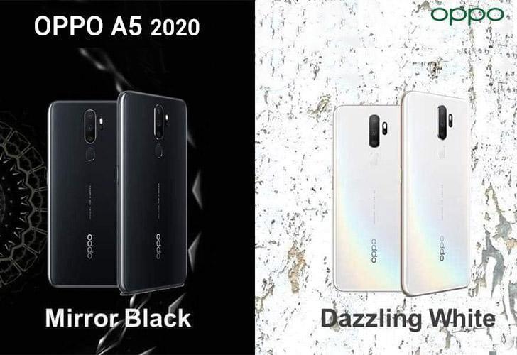 Oppo выпускает смартфон Oppo A5 (2020) (458e4276bae90ad82049ea46f62a3853)