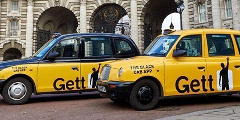 """Gett обвиняет """"Яндекс.Такси"""" в нарушении антимонопольного законодательства (5cd160b616f6a925404903)"""