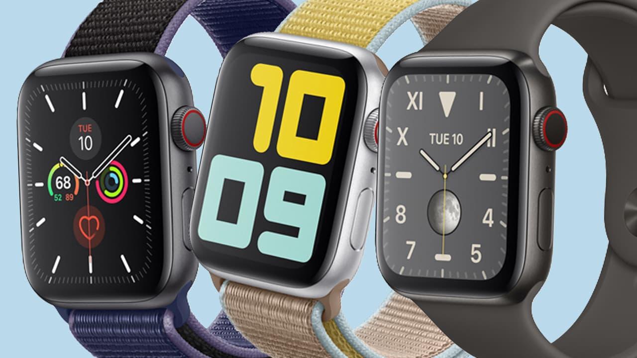 В России открыт предзаказ на iPhone 11 и Apple Watch 5 (663606 apple watch series 5)