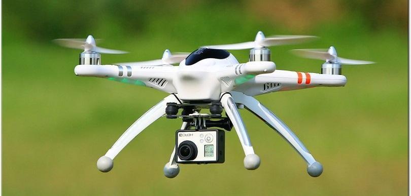 Вчера вступил в силу закон о штрафах за незарегистрированные дроны (810 1 4)