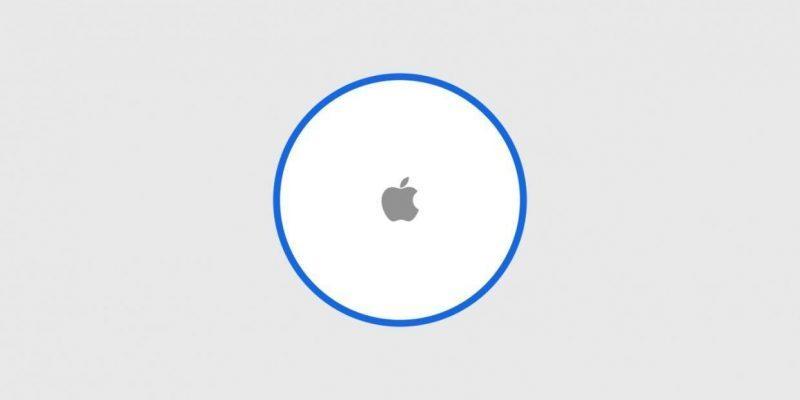 """Apple выпустит специальный """"брелок"""" для поиска вещей (apple tag2 1241x697 1)"""