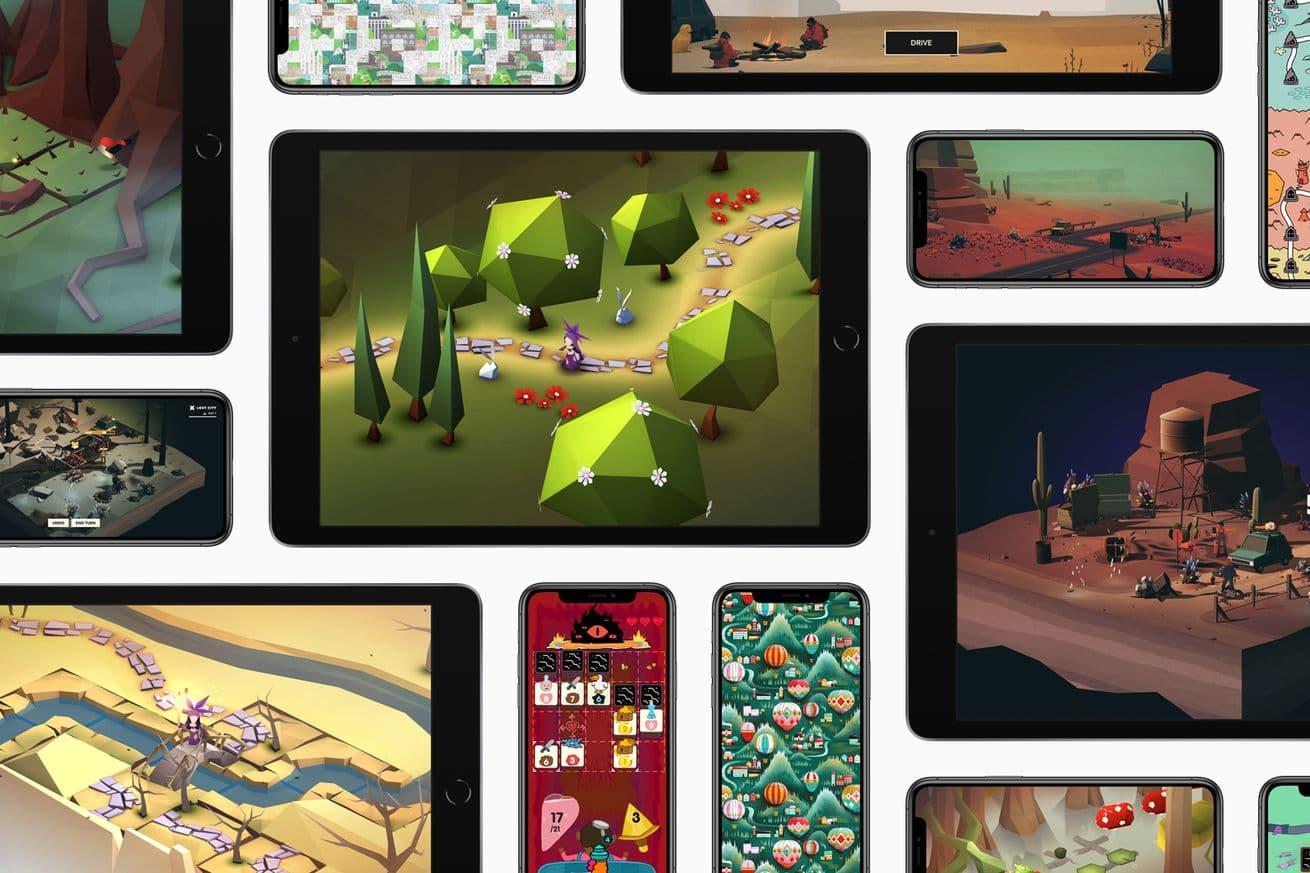 Apple Arcade стал доступен для бета-тестеров iOS 13 (apple apple arcade launches on app store sept 19 091619.0)