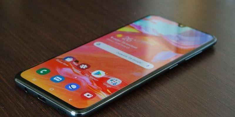 Компания Samsung официально представила смартфон Samsung Galaxy A70s (b81e36177bbaa2a71a75be0cd4e7a009)