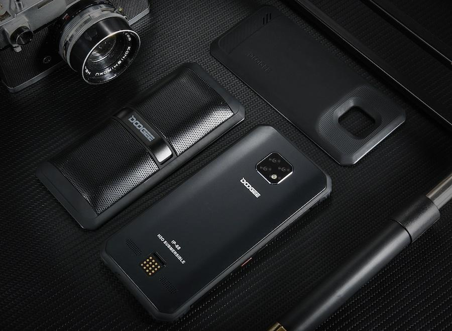 Doogee выпускает сверхпрочный смартфон Doogee S95 Pro (doogee s95 pro 3 large)