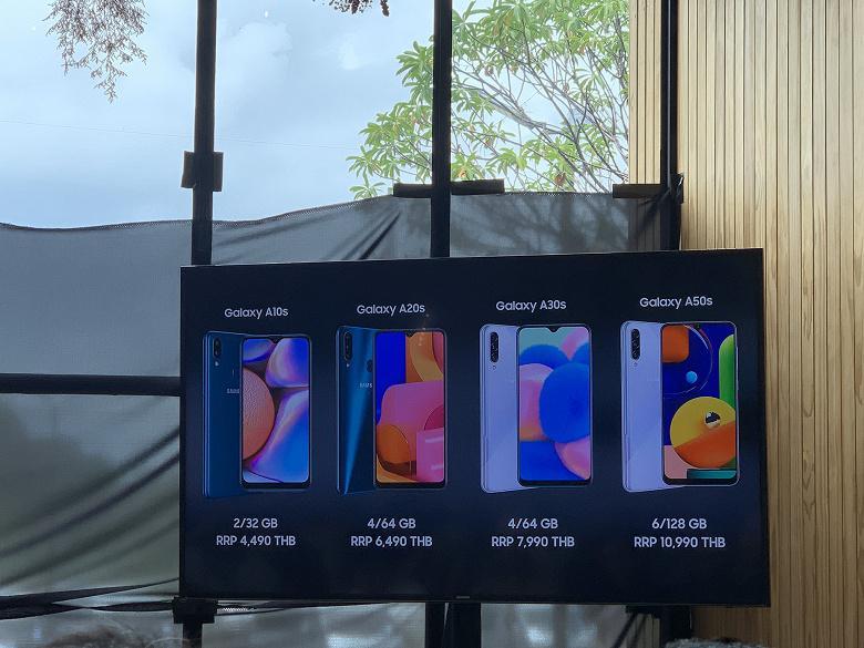 Известный инсайдер раскрыл характеристики смартфона Samsung Galaxy A20s (ed7tusou8aew9hk large)
