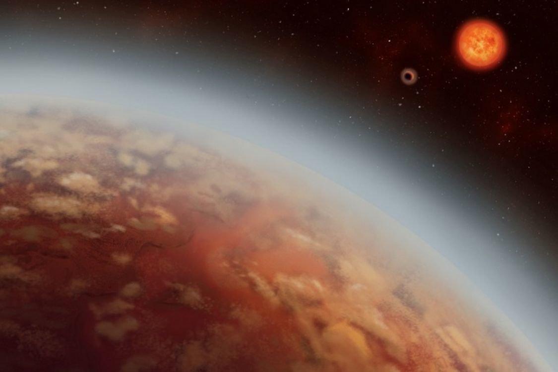 Астрономы обнаружили воду на потенциально пригодной для жизни планете (evydrkm072i)