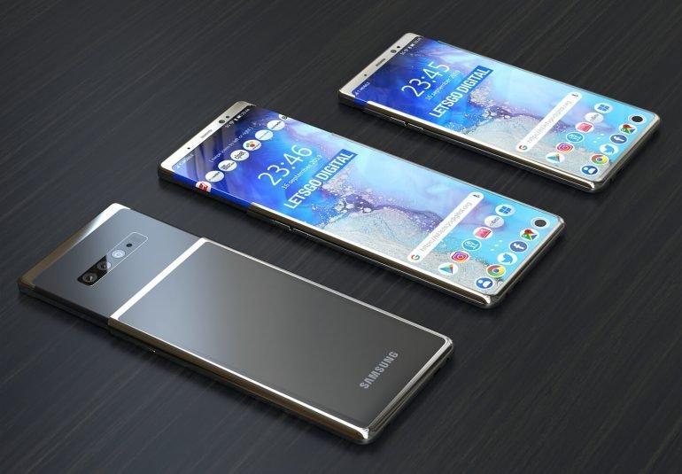 Появилась новая информация о характеристиках смартфона Samsung Galaxy S11 (galaxy s11 plus)