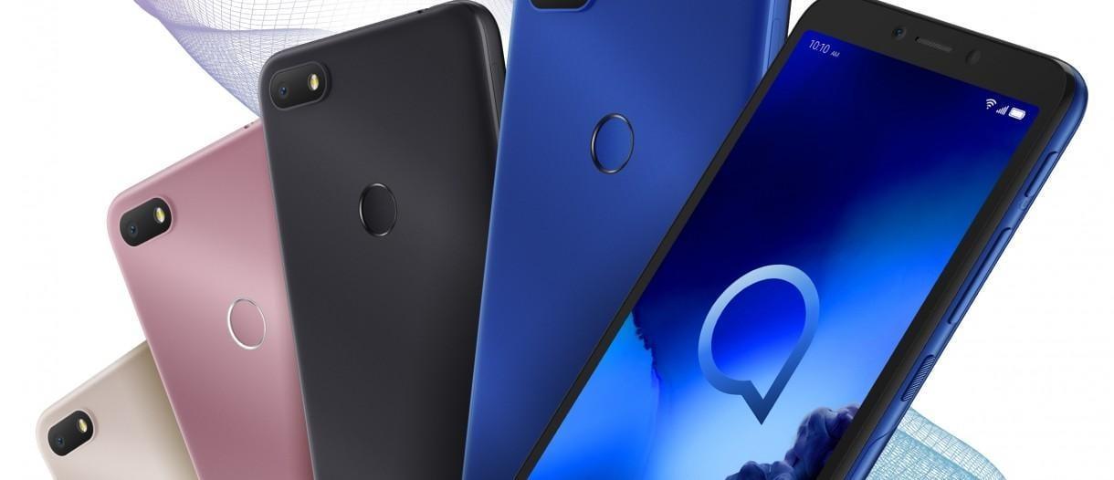 IFA 2019. Alcatel выпустит два бюджетных смартфона (gsmarena 010)