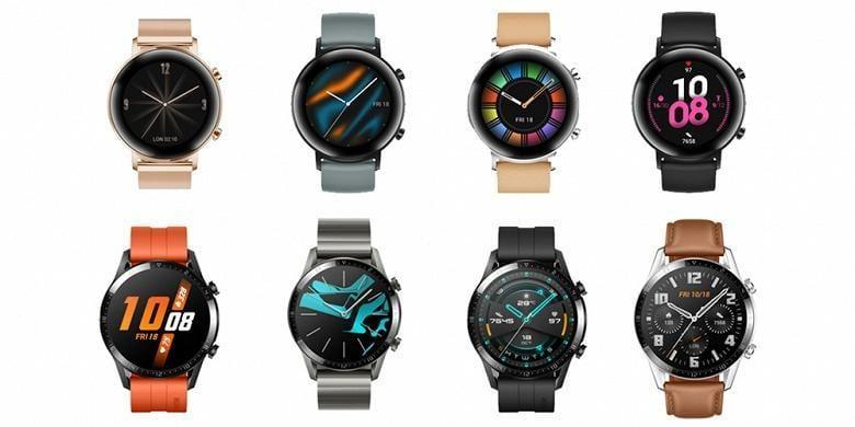 Huawei выпускает смарт-часы Huawei Watch GT 2 (huawei watch gt 2 large)