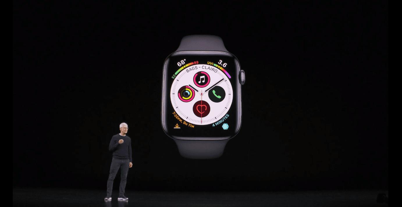 Apple показала новые умные часы Apple Watch series 5 (image 3)