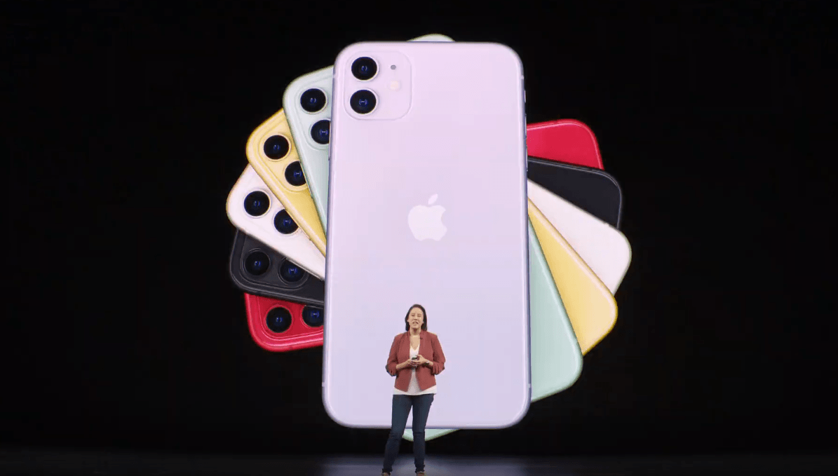 Apple представила новый iPhone 11 с двойной камерой (image 5)