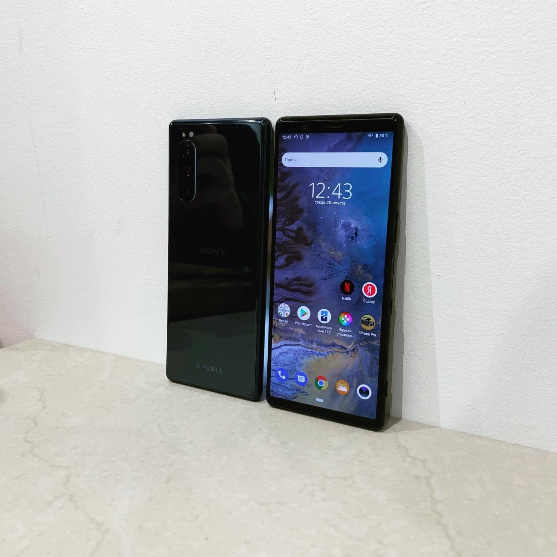 IFA 2019. Sony представила новый небольшой смартфон Xperia 5 (img 4597)