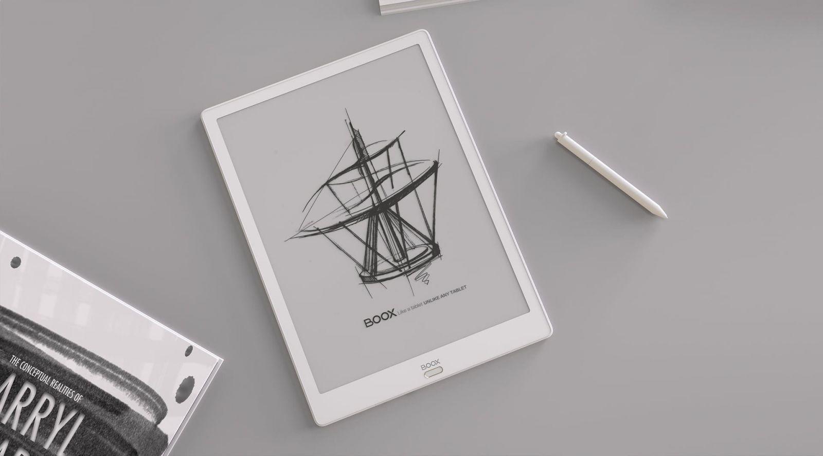 IFA 2019. Компания Onyx Boox показала электронную книгу Max3 (layout 1)
