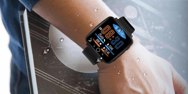 Компания Lenovo представила смарт-часы Lenovo Carme (lenovo carme ip68)