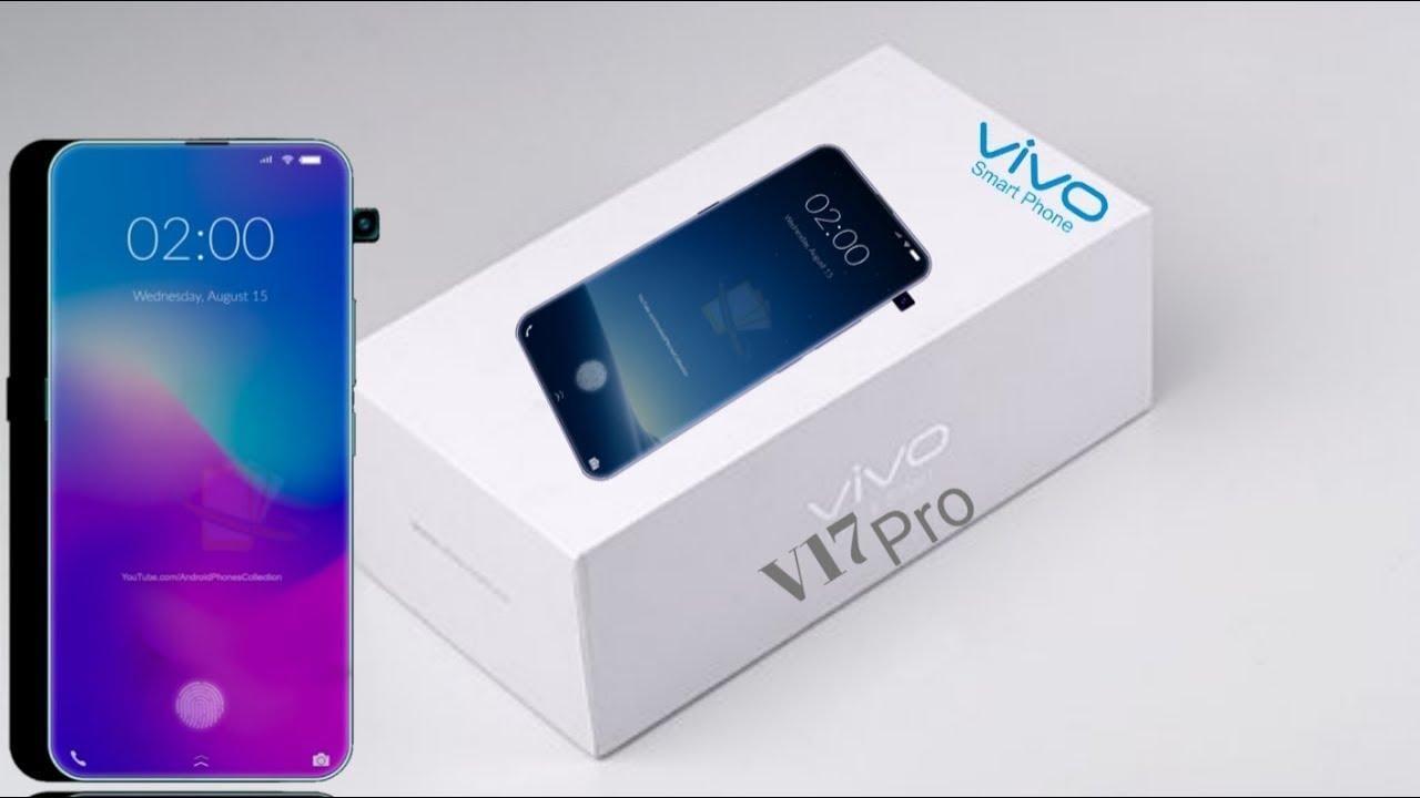 Компания Vivo представила смартфон Vivo V17 Pro (maxresdefault 10)