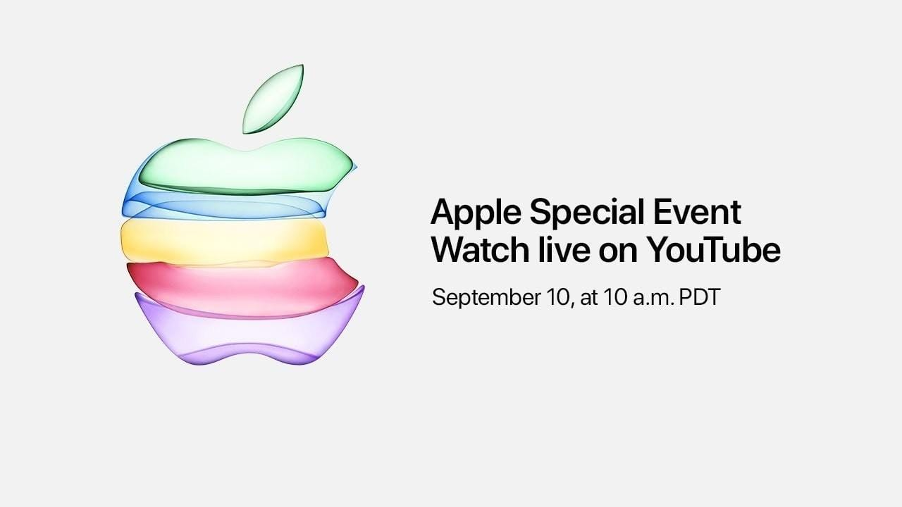Видео. Прямая трансляция презентации Apple iPhone 11 ()