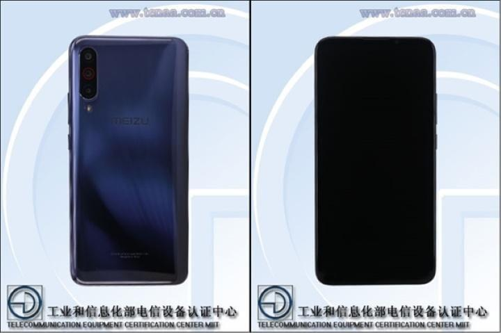 Появились характеристики смартфона Meizu 16T (meizu 16t)